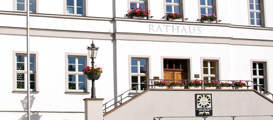 Eine Kurstadt stellt sich vor   Bad Düben