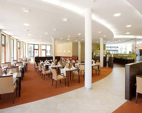 Buffet Allegro im Restaurant - Heide Spa